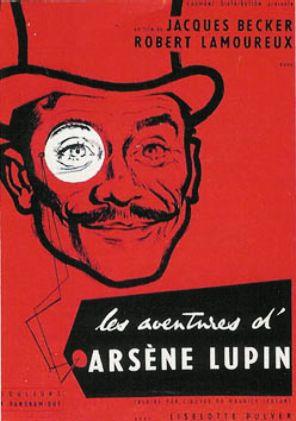 Les aventures d'Ars�ne Lupin