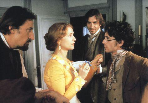 Madame bovary la rencontre entre emma et charles commentaire