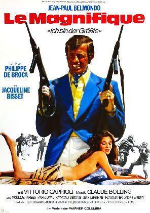 ბრწყინვალე (ქართულად)  - Le magnifique / Yeликолепный (1973)