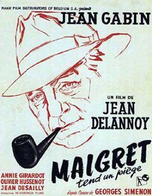 Maigret Sets a Trap (film) MAIGRET TEND UN PIEGE