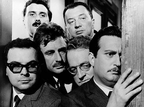 Carlo Rustichelli - Ces Messieurs Dames Grand Prix Cannes 1966