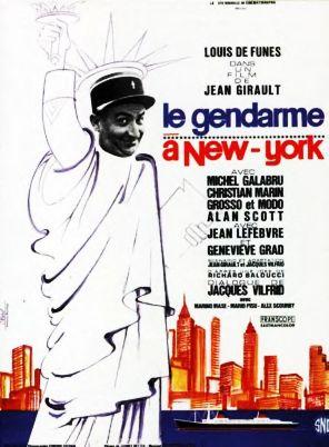 Жандарм из Сен-Тропе (1964)