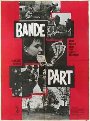 Amatorski gang / Bande a part (1964) PL.DVDRip.XviD.AC3-PiratesZone / Lektor PL