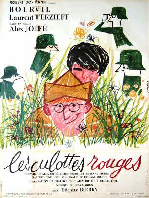 Les culottes rouges movie