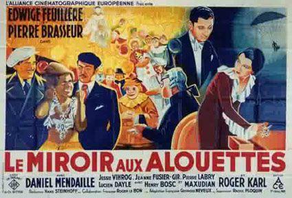 Le miroir aux alouettes 1935 movie for Miroir aux alouettes signification