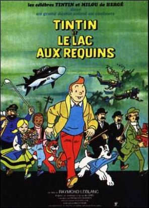 Tintin Et Le Lac Aux Requin [DVDRiP - FR] [FS]