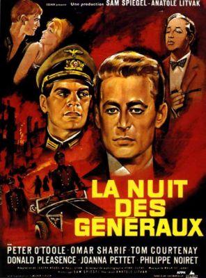 La Nuit des Generaux (Peter o'Toole  ) ( Net) preview 0