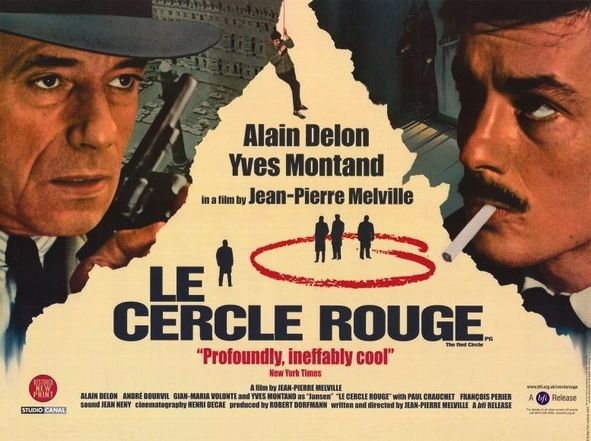 Le Cercle Rouge en Streaming