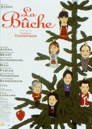 La Bûche - Danièle Thompson dans Cinéma la_buche