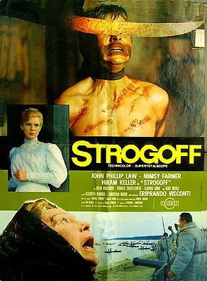 Teo Usuelli Strogoff Colonna Sonora Originale Del Film